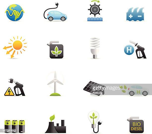 Color Icons - Alternative Energy