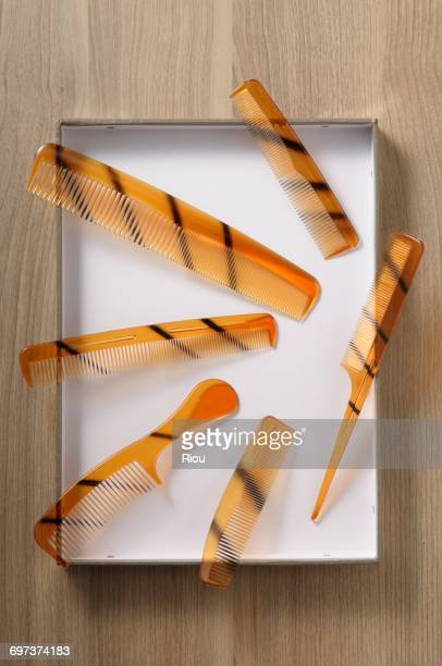 comb - medium group of objects stock illustrations, clip art, cartoons, & icons