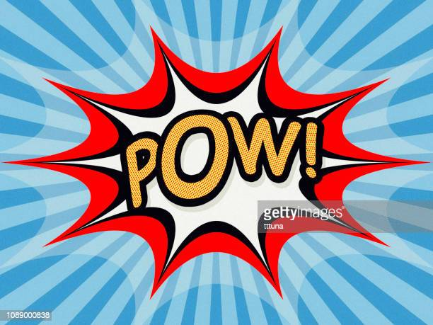 comic book effects - slapping stock illustrations