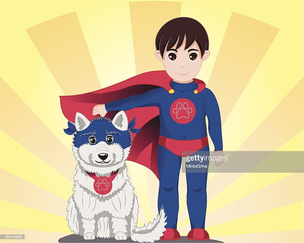 Command of Superheroes