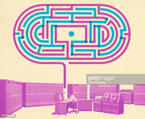 Computer Maze