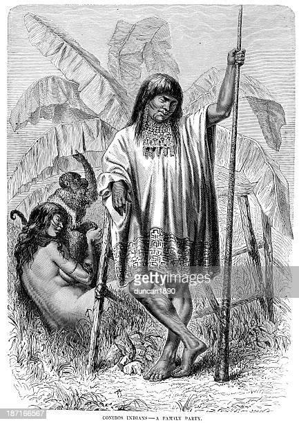 Conibo Indians