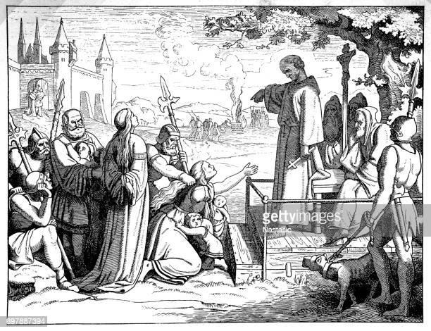 コンラッドのマールブルク、inquisitor - 処刑点のイラスト素材/クリップアート素材/マンガ素材/アイコン素材