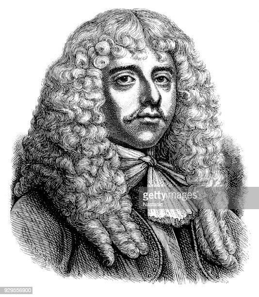 ilustrações, clipart, desenhos animados e ícones de conrad ou kurt christoph von königsmarck (24 de março de 1634 – 31 de outubro de 1673) foi um líder militar holandês-sueco. - ilhas maurício