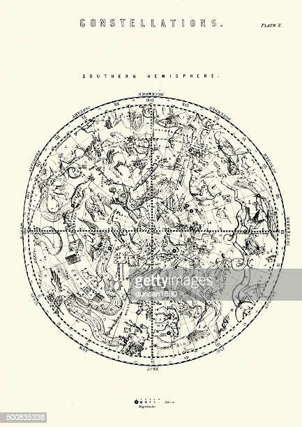 Constellations of the Southern Hemisphere
