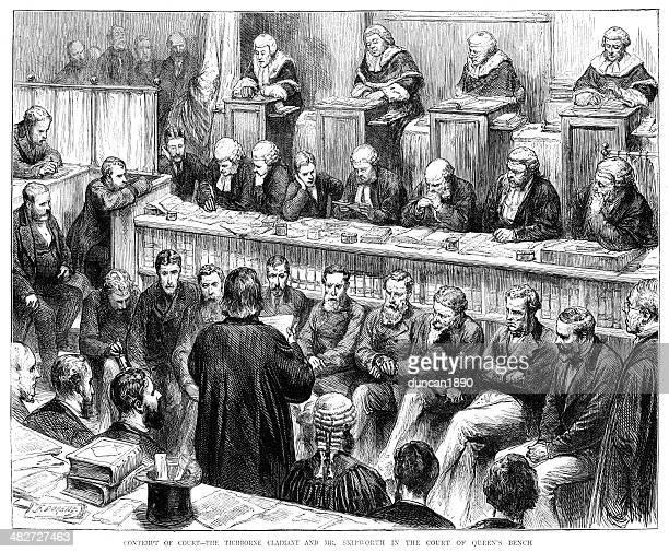 Contempt of Court - The Tichborne case