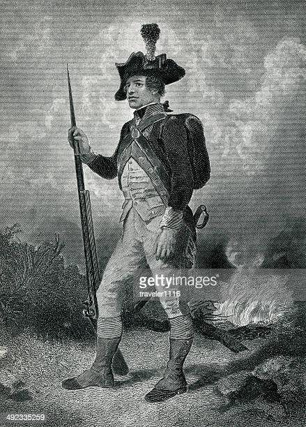 Continental Soldier