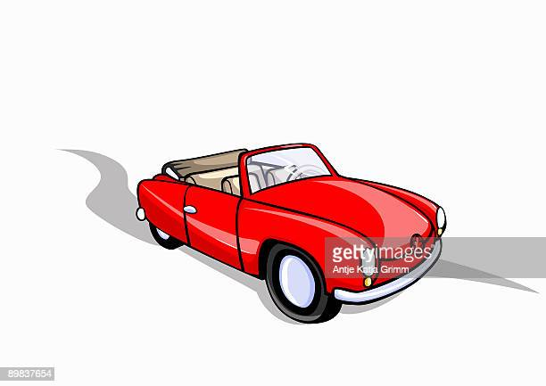 Convertible Stock Illustrations And Cartoons Getty Images