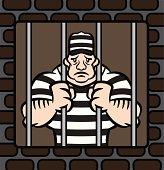 Convict In Jail