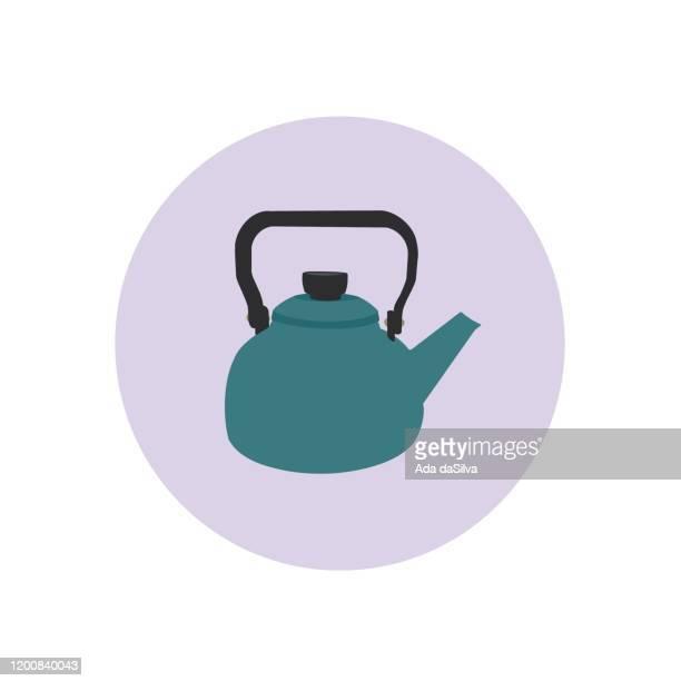 ilustrações de stock, clip art, desenhos animados e ícones de cooking tools icon set - cesta de fruta