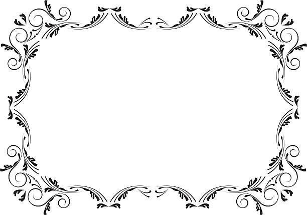 Free black border Images, Pictures, and Royalty-Free Stock