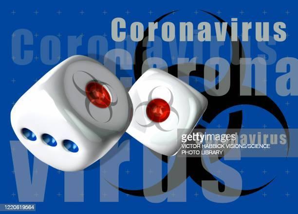 coronavirus pandemic, illustration - coronavirus stock illustrations