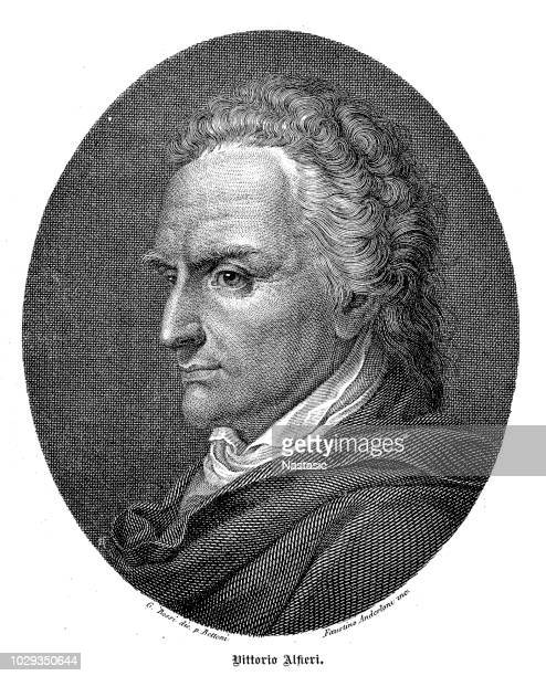 Count Vittorio Alfieri (16 January 1749 – 8 October 1803) was an Italian dramatist and poet
