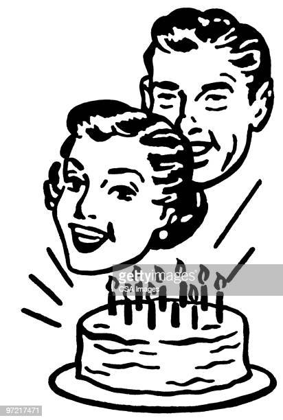 couple - honeymoon stock illustrations, clip art, cartoons, & icons