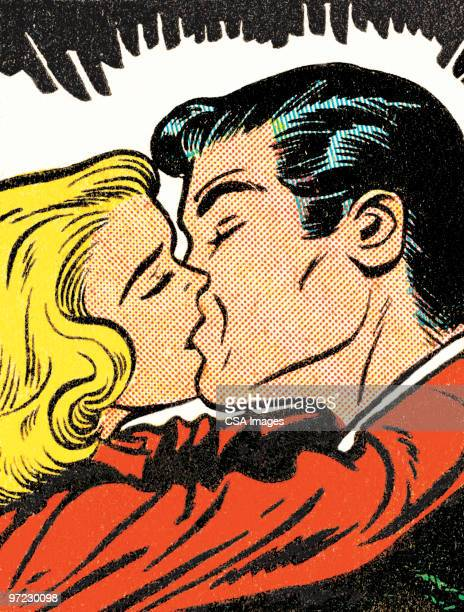 couple - heterosexual couple stock illustrations, clip art, cartoons, & icons
