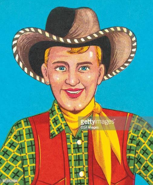 cowboy - ゲイ点のイラスト素材/クリップアート素材/マンガ素材/アイコン素材