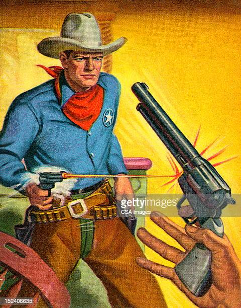 Cowboy Quick Draw