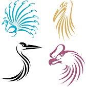 Creative Bird Illustrations