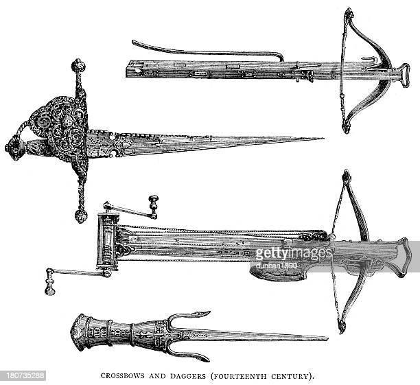 Crossbows e Daggers
