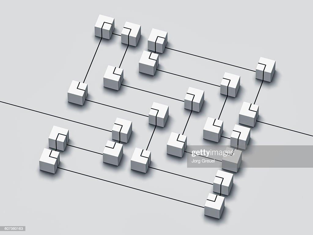 Cubes : Ilustração