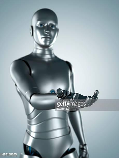Cyborg, artwork