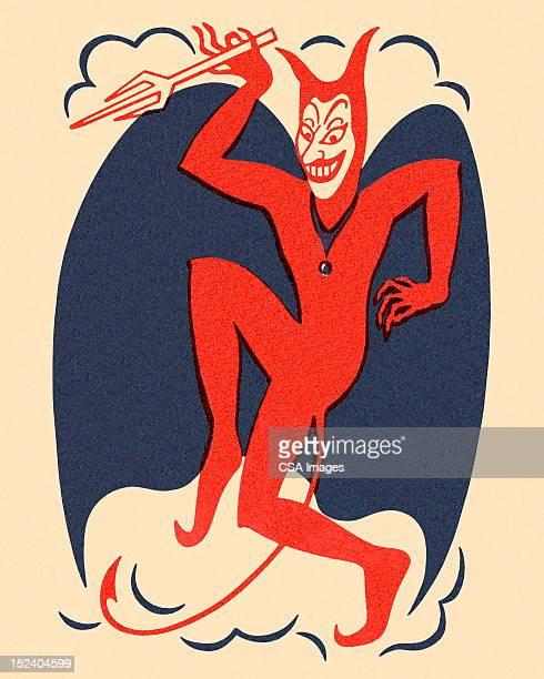 Dancing Devil