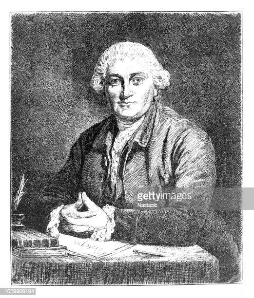 david garrick (19 february 1717 – 20 january 1779) was an english actor, playwright, theatre manager and producer - producer stock illustrations, clip art, cartoons, & icons