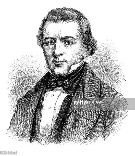 David Justus Ludwig Hansemann (12 July 1790 – 4 August 1864) was a Prussian politician and banker, serving as the Prussian Minister of Finance in 1848.