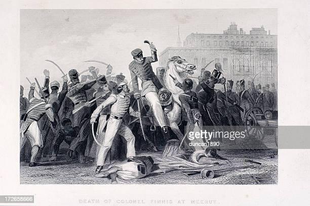 77点の1857年のインド大反乱イラスト素材 - Getty Images