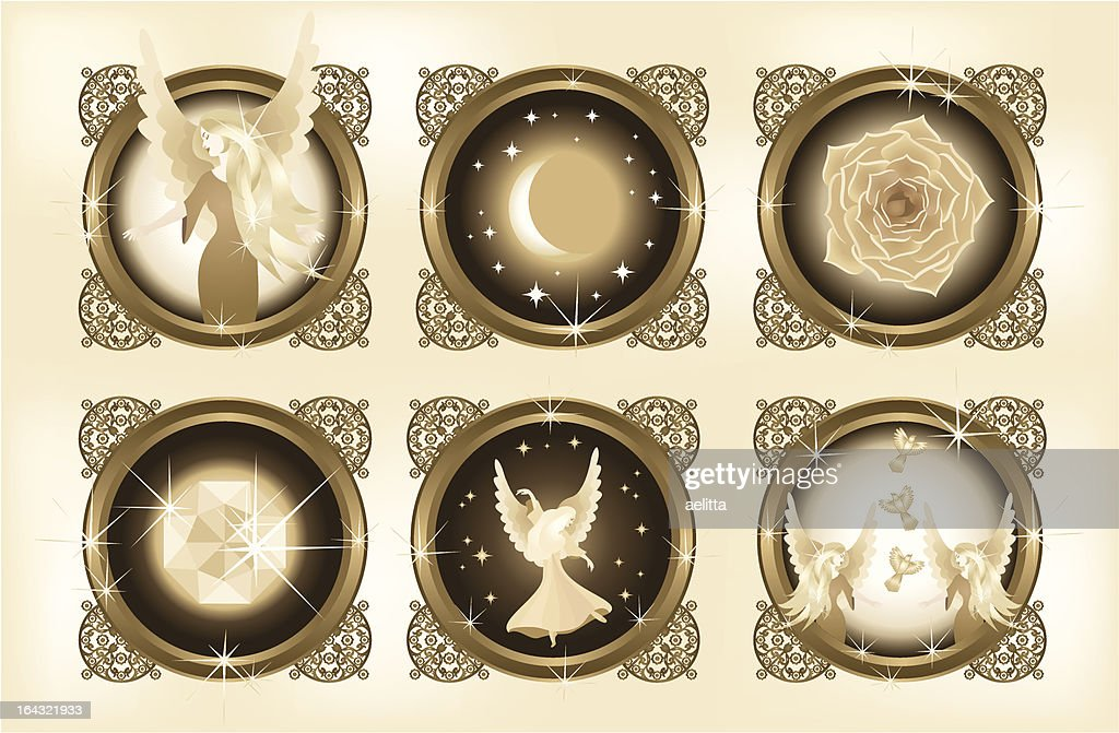 Decorative Fantasy Elements 1