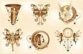 Decorative Fantasy Elements 3
