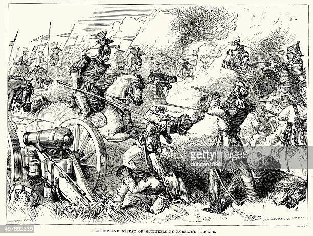 Indian Soldier Stock Illustrations And Cartoons
