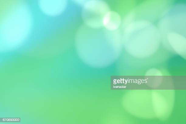 defocused abstract background - green background stock illustrations, clip art, cartoons, & icons