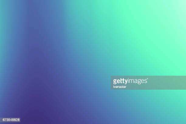 defocused abstract background - green and blue background stock illustrations