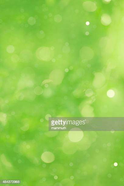 defocused green background - green background stock illustrations, clip art, cartoons, & icons