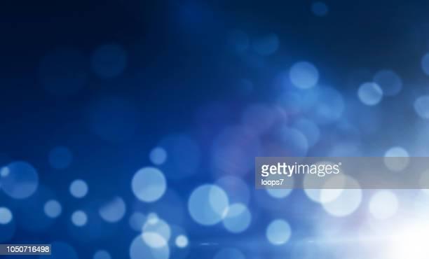 illustrazioni stock, clip art, cartoni animati e icone di tendenza di sfondo luci sfocate con bagliore dell'obiettivo - immagine mossa