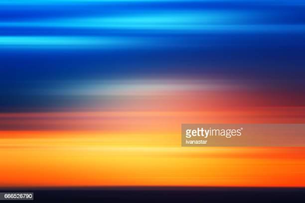 60 meilleurs coucher de soleil illustrations cliparts - Dessin coucher de soleil ...