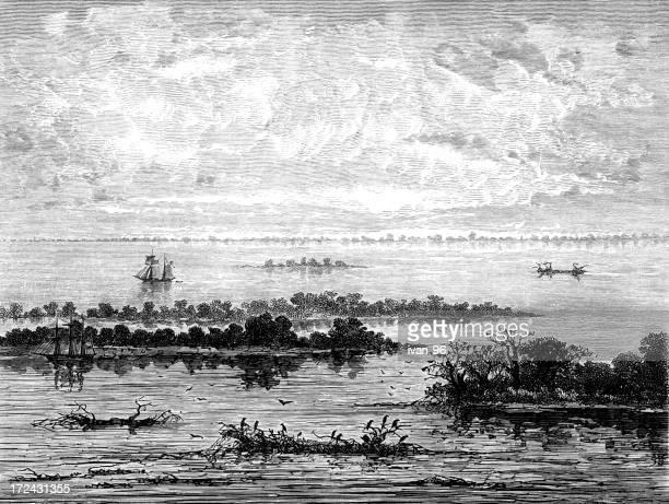 delta of Parana