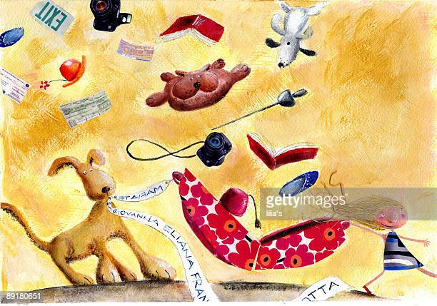 deparures - bologna stock illustrations, clip art, cartoons, & icons