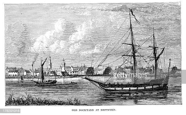 Deptford Dockyard