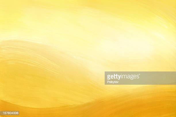 desert background - yellow stock illustrations