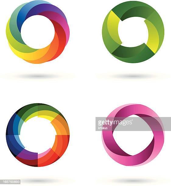 Design-Elemente und Symbole#3