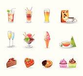 Dessert Icons   Gradient Series