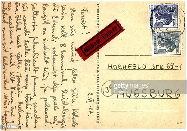 deutsche post - love letter stock illustrations, clip art, cartoons, & icons