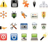 Developers Icons I - Color