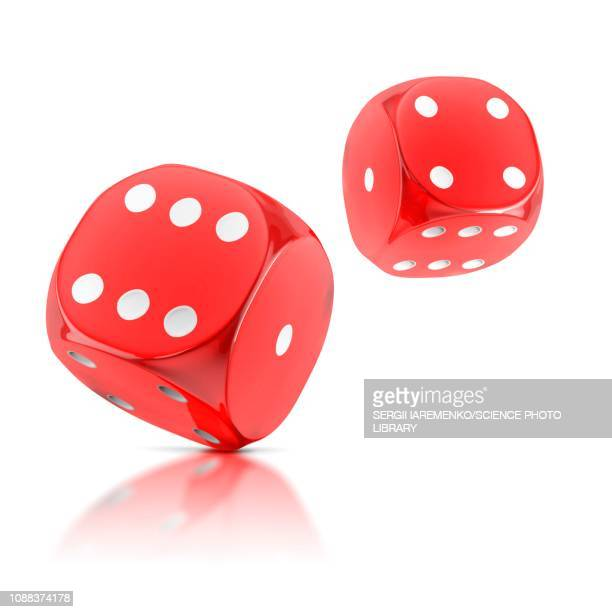 dice, illustration - toy stock illustrations
