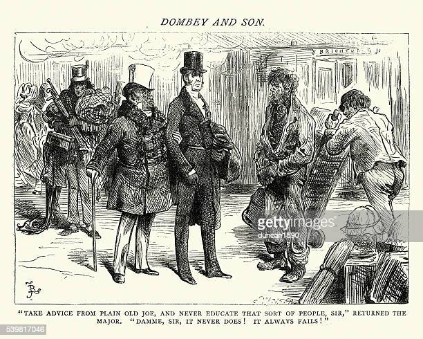 Dickens's Dombey and Son - advice from plain old Joe
