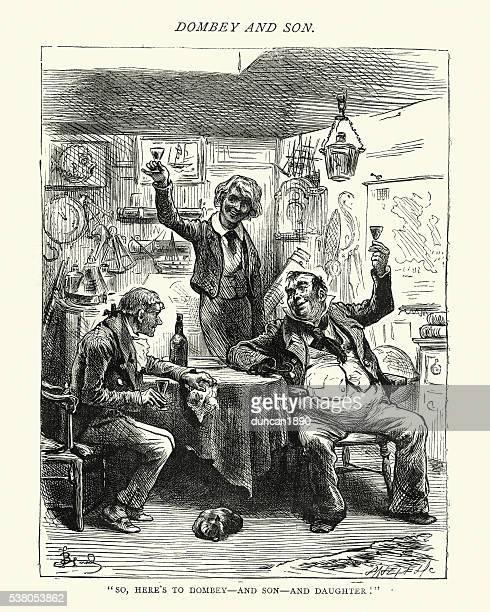 De Dickens Dombey e filho
