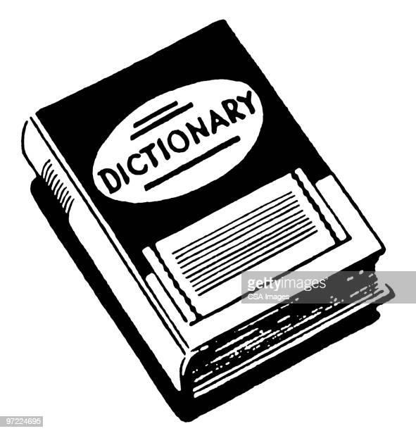 dictionary - 辞書点のイラスト素材/クリップアート素材/マンガ素材/アイコン素材