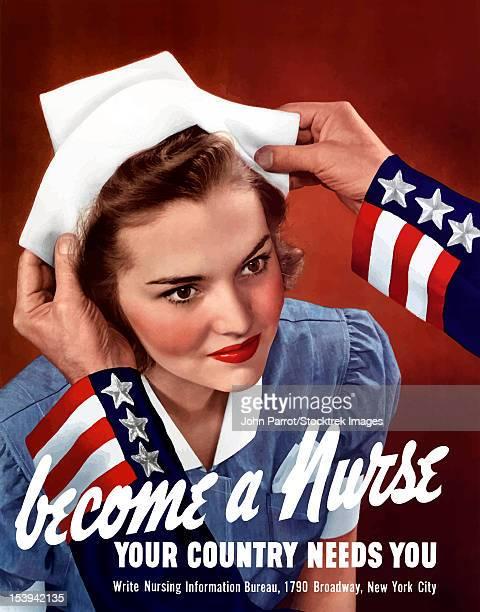 ilustrações de stock, clip art, desenhos animados e ícones de digitally restored war propaganda poster. - segunda guerra mundial